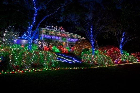Chrismas Lights to see-  36 Blackbut Court Burpengary  Thank you WeekendNotes!