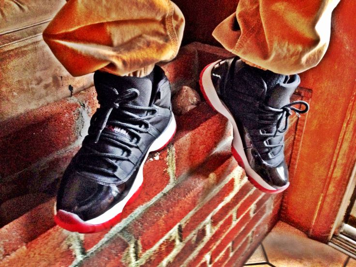 Bred 11's