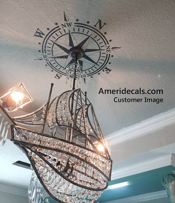 Best 25 Nautical Lighting Ideas On Pinterest: 25+ Best Ideas About Compass Rose On Pinterest