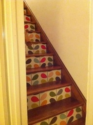 stairProjects, Decor Ideas, Wall Stairs Decor, Wallpapers Stairs, Stairs Wallpapers, Cute Ideas, Staircas, Stairs Ideas, Diy