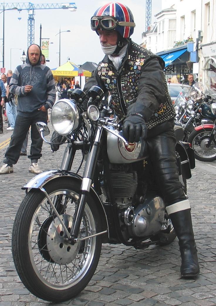 Legends Motorcycle Bsa Cafe Racer