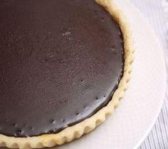 Tarta de dulce de leche y chocolate receta facil