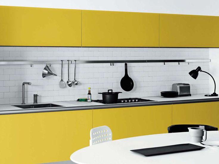 Yellow kitchen, jah vol!