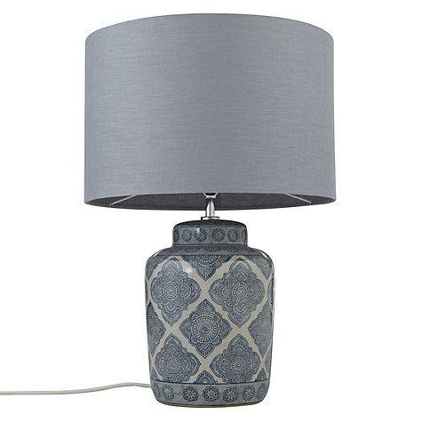 Buy John Lewis Coraline Ceramic Lamp Base Online At Johnlewis