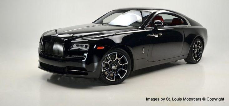 2017 Rolls-Royce Wraith Black Badge For Sale