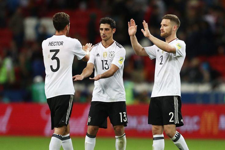 Alemania vs Camerún futbol en vivo: Hora, canal de TV, y la forma de ver la Copa de las Confederaciones en línea