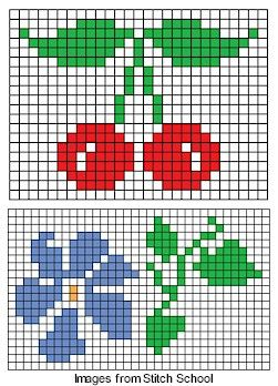 EMBROIDERY – CROSS-STITCH / BORDERIE / BORDUURWERK - Free charts: Cross-stitch borders · Needlework News | CraftGossip.com