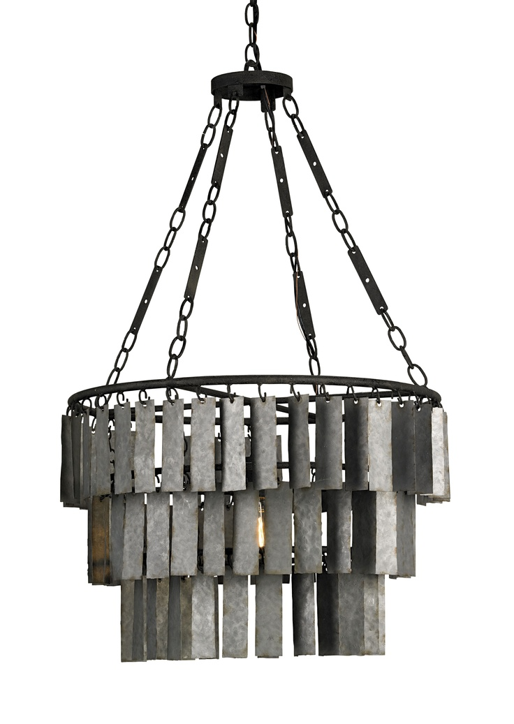 10 best images about industrial chic on pinterest 5 Industrial style chandeliers