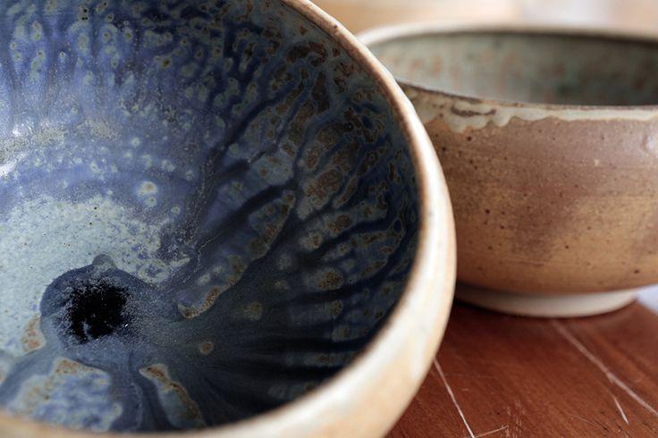 Pottery by David Collins, Berry NSW Australia.