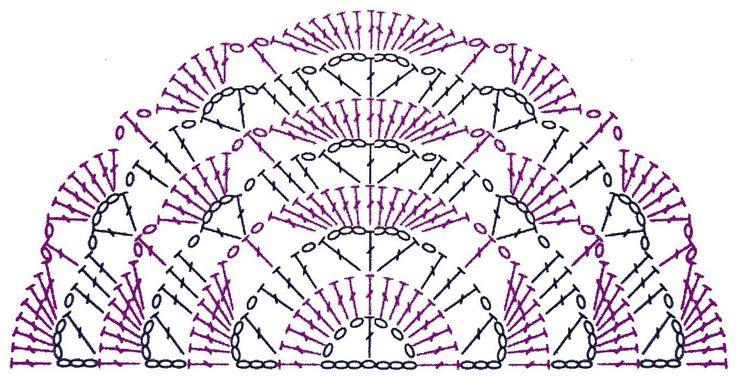 Een mooie en luchtige omslagdoek is de South Bay omslagdoek:       Een duidelijk filmpje hoe het moet:      Een diagram van de omslagdoek...