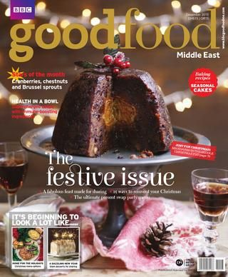 BBC Good Food ME - 2015 December