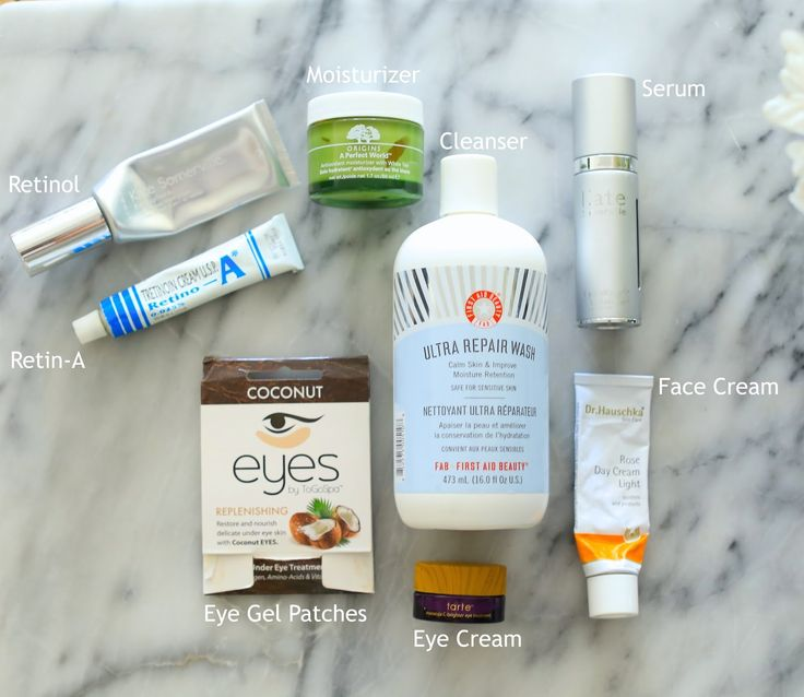 SKIN SAVERS - everything I use for perfect skin.