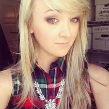 Follow Meghan McCarthy lol her voice is high and unique!!! @meghanwmccarthy