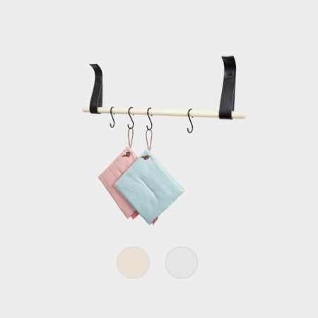 Racking Rod from PYTT Living available in two colors.