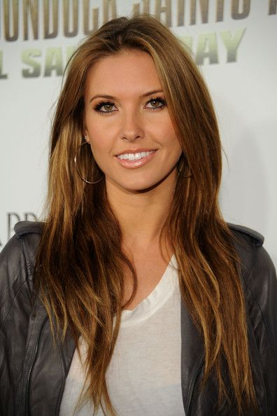 Audrina Patridge   If i could look like one celebrity, it'd hands down be her.