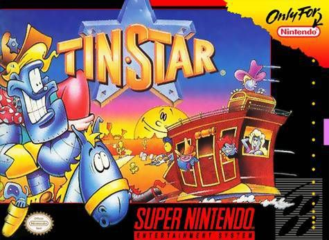Check out the new review of Tin Star for SNES!