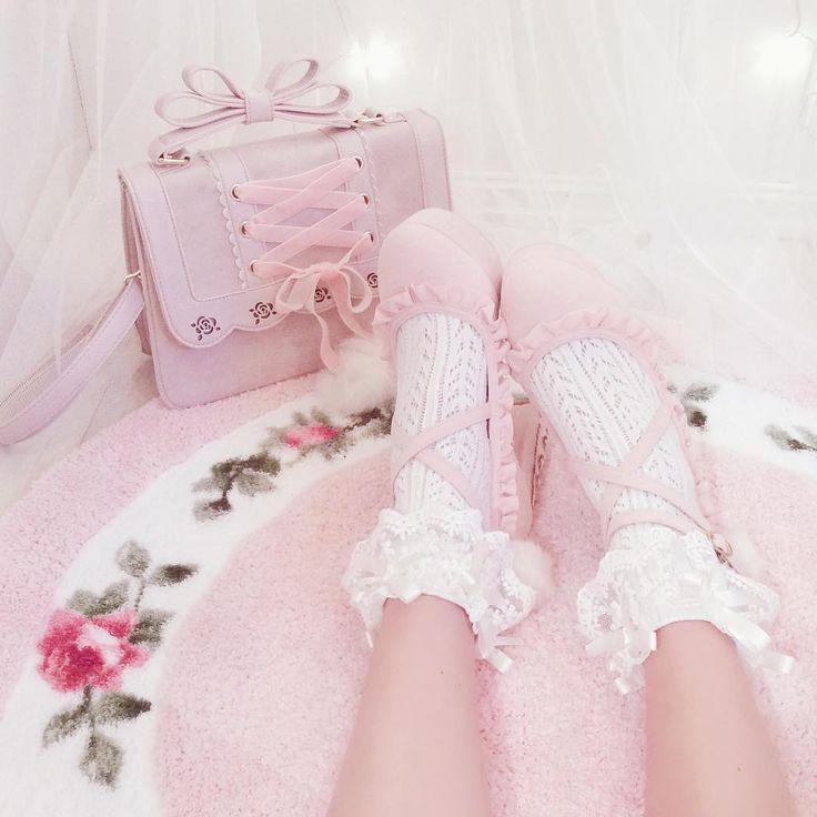 Himekaji shoes bag