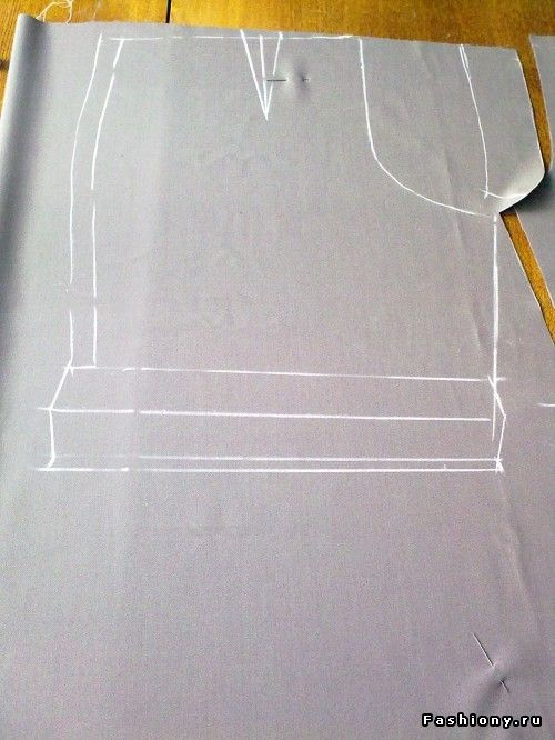 Мои новые шорты / как шить шорты