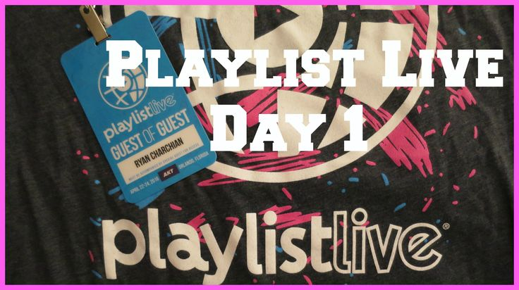 Flight From Hell | Playlist Live Orlando 2016 Day 1 | Ryan Charch