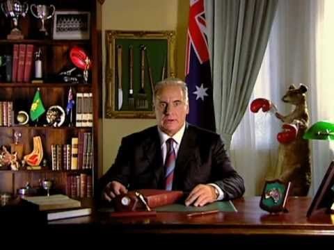 Sam Kekovich We love our Lamb Ad - Australia Day 2006