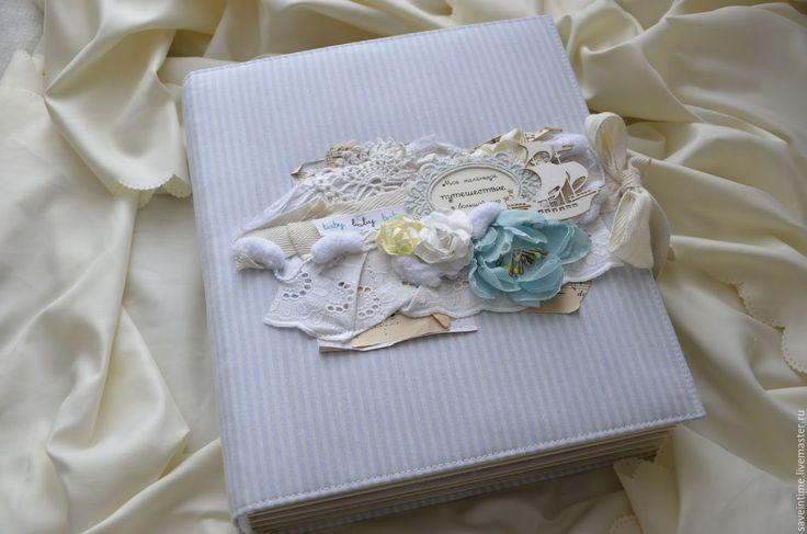 Купить Альбом для малыша - альбом ручной работы, альбом для фото, альбом для фотографий, альбом детский