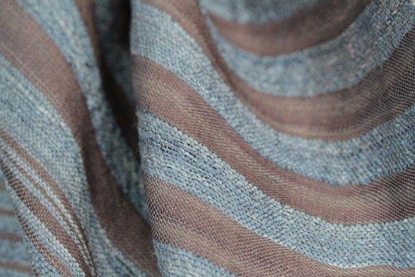 Conseils pratiques pour l'entretien de la soie sauvage, comment entretenir ses tissu en soie sauvage naturelle, en prendre soin de façon naturelle.