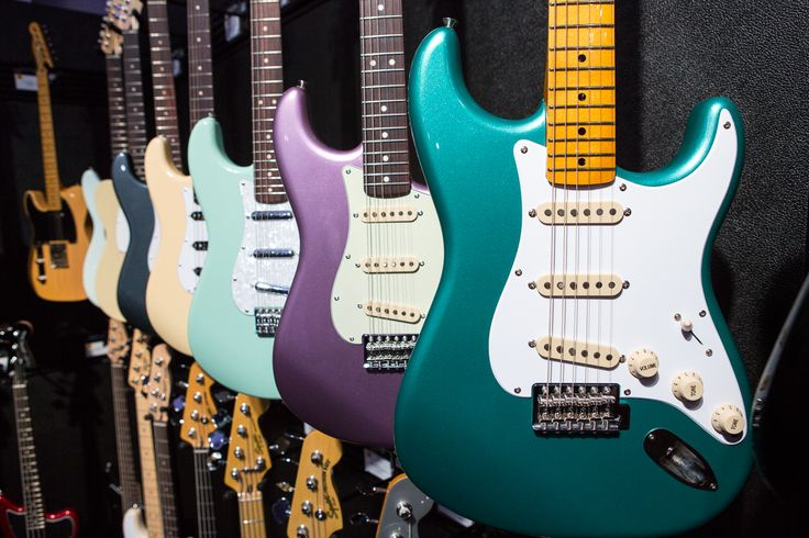 The Squier Showcase was hopping this year at the 2016 NAMM Show, with several models catching the eyes of attendees, who got the opportunity to interact with many of the guitars and basses on site.