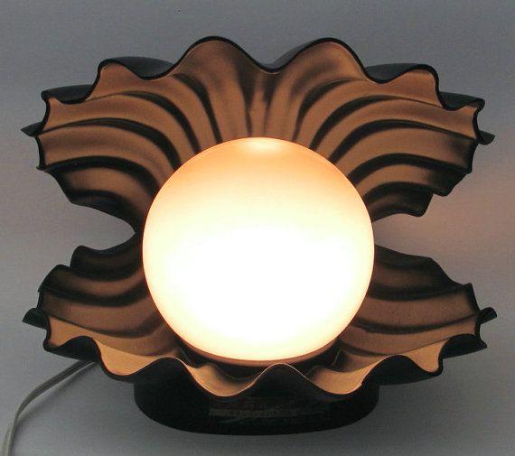 DEI 3 Orb Black /& Copper lamp