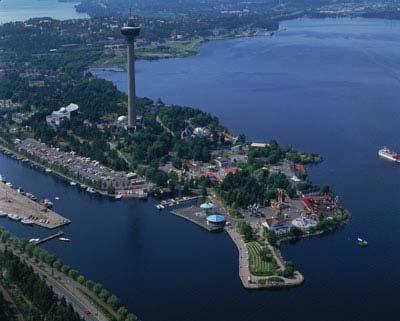 SARKANNIEMI - TAMPERE - FINLANDE - (www.infoparks.com)