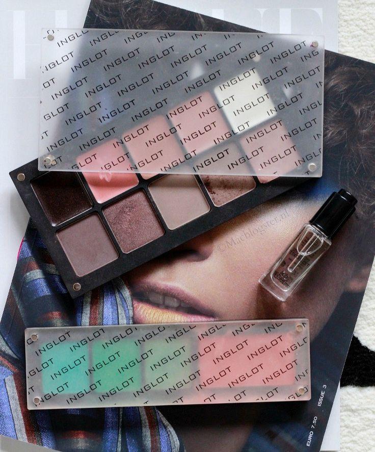 INGLOT Freedom System: Professionele Make-up Merken waar visagisten mee werken