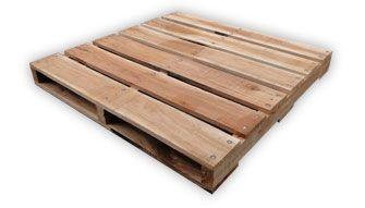Estibas en maderas para uso local y exportación.