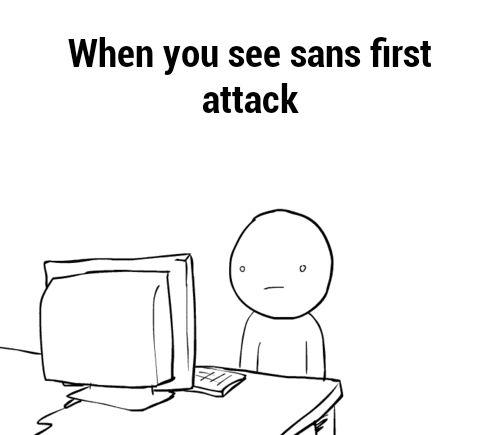 Sans meme - I KNOW RIGHT