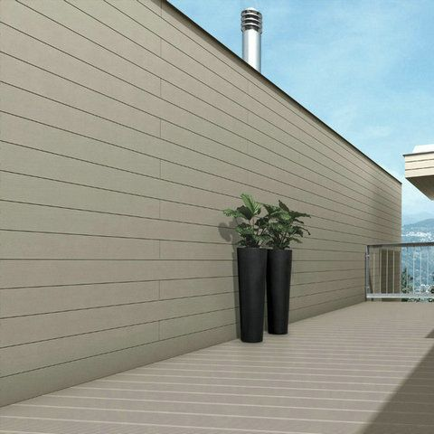 Veranda Composite Wall Panels Wall Panel Waterproof