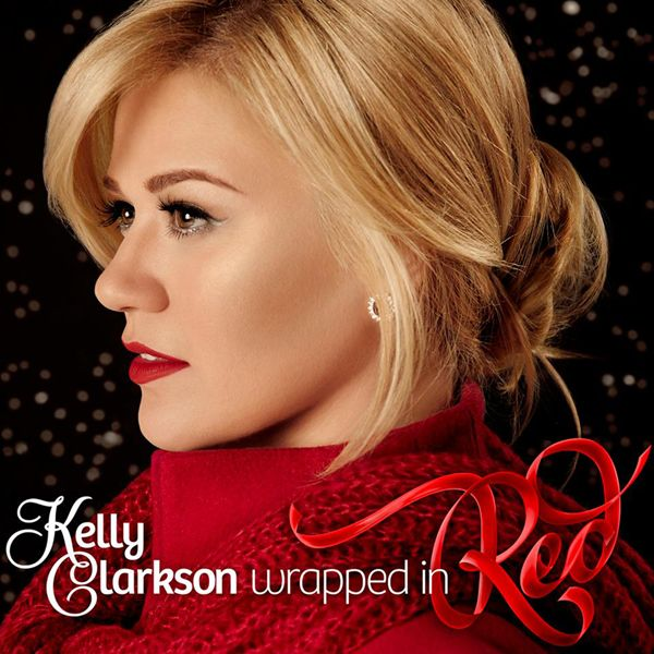 Kelly Clarkson Wrapped in Red 2013