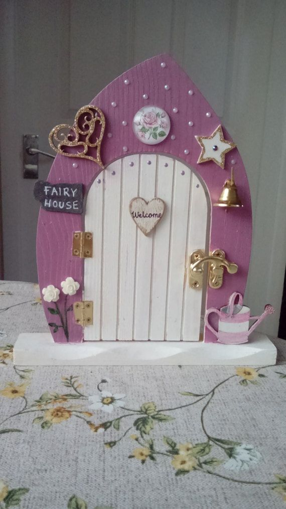 87 best fairy doors images on pinterest elf door fairy for Idea behind fairy doors
