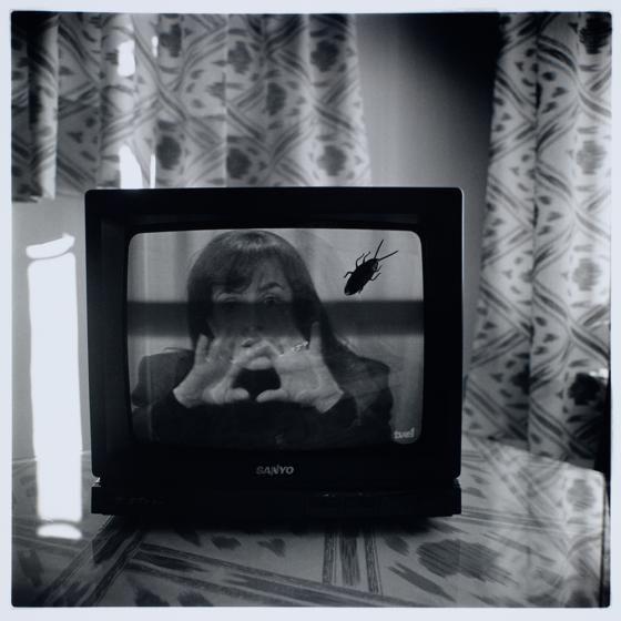 Fotografía de Max Pam, fotógrafo australiano considerado uno de los fotógrafos contemporáneos más importantes de su país. A través de textos y fotografías plasma su compromiso con las culturas que ha conocido en sus viajes.