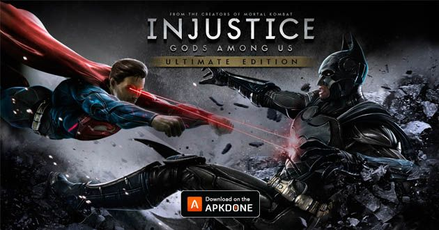 New Apk Injustice Gods Among Us 3 2 Mod Unlimited Coins Updated Moddedgames Androidgames Injustice God Tool Hacks
