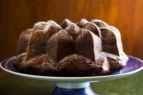 Delicious chocolate bundt cake infused with bourbon whiskey.: Simplyrecipes With, Bundt Cakes, Delicious Chocolate, Chocolates, Sweet, Chocolate Bourbon, Bourbon Cake, Chocolate Cakes, Cake Recipes