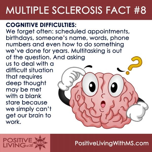 An Illustrated View of Multiple Sclerosis | Positive Living with MS