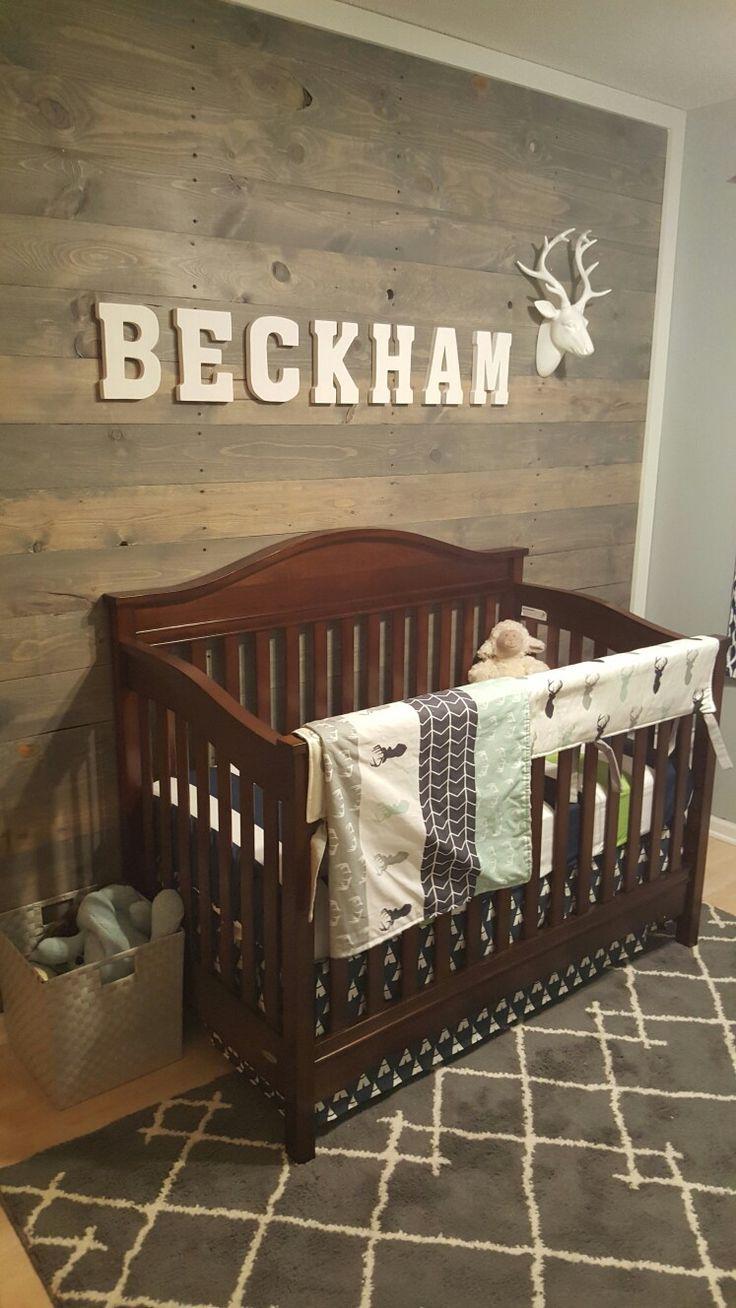 Farm Themed Babys Room