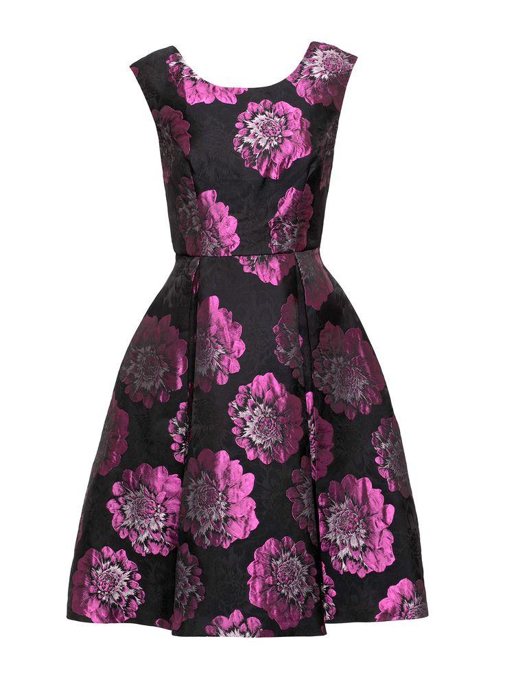 Black Magic Dress | Black & Magento | Formal Dresses