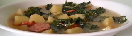 Turkey Sausage Kale Soup | Healthy Recipes | Pinterest