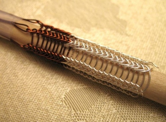 Viking Knitting Tutorial Pdf : Best images about viking knit wire on pinterest
