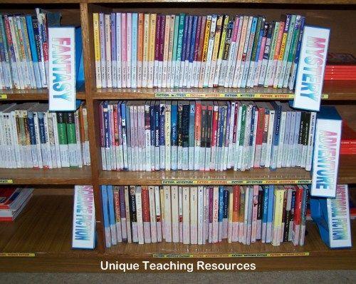 Unique teaching resources book reports
