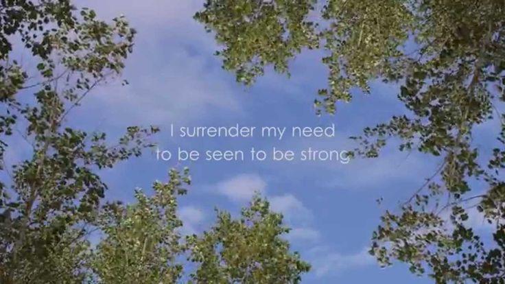 I Surrender My Need Lyric Video | Jesus Army Songs