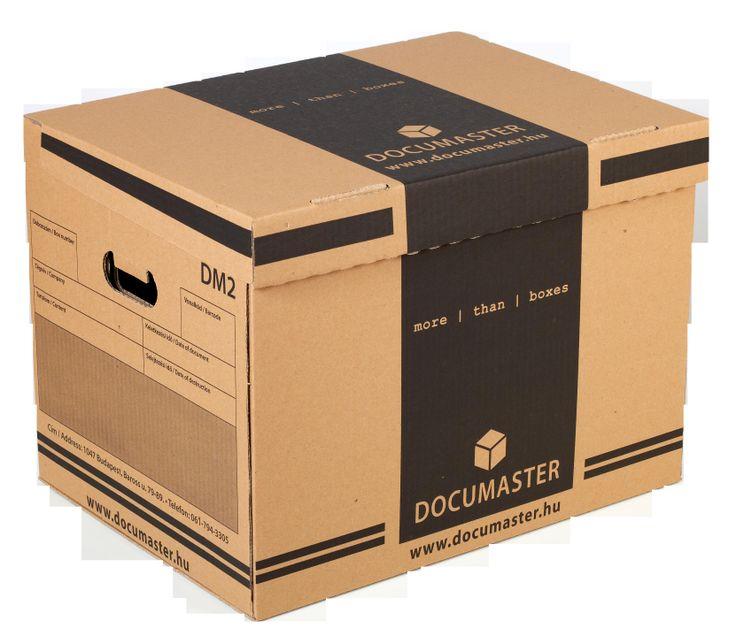 Archive box DM2 www.documaster.hu