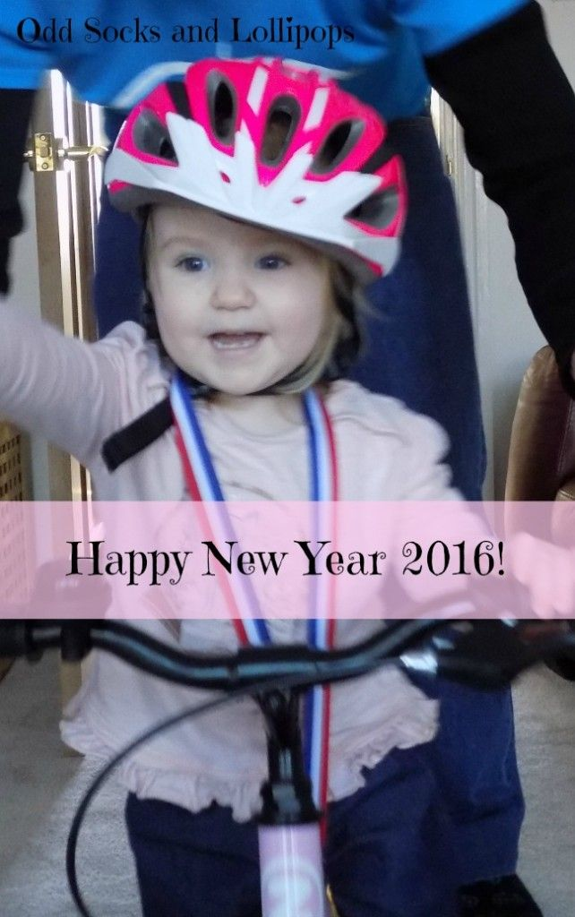 Happy New Year 2016 - no resolutions this year for me, but lots of ideas and hopes and dreams...