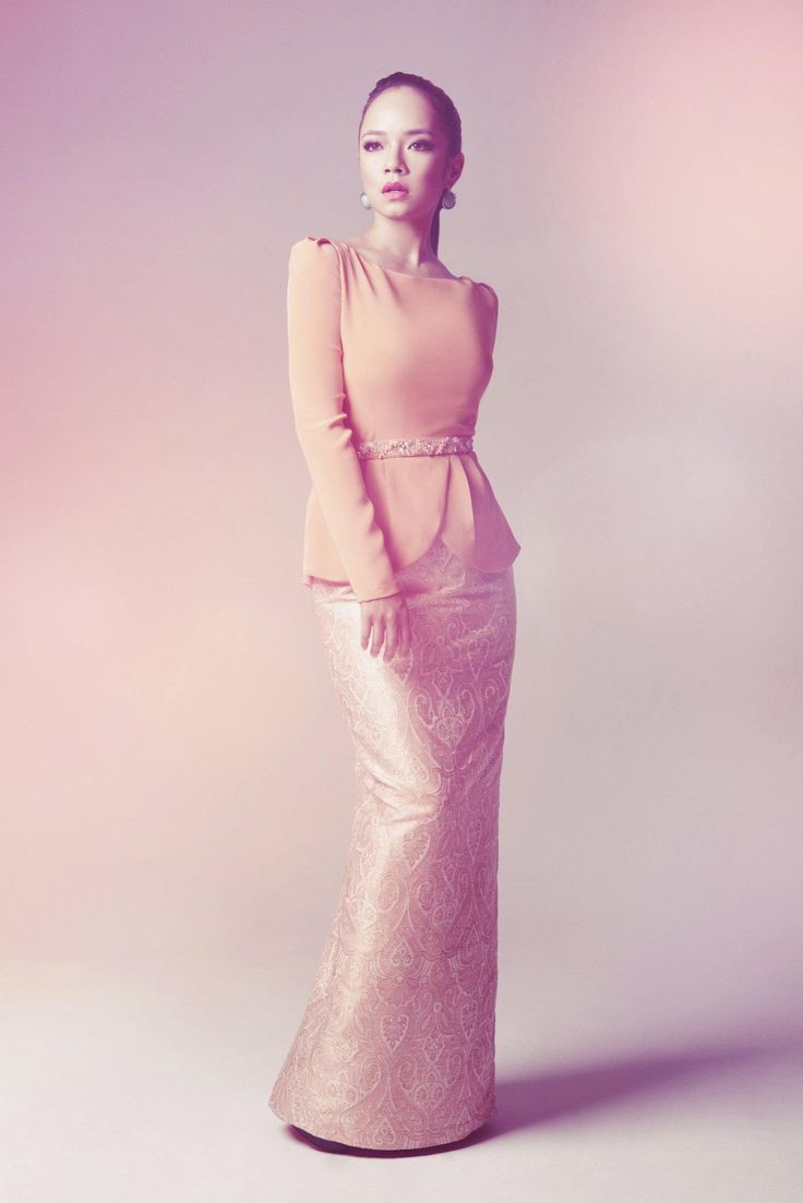 Dress inspiration from InnaiRED Raya 2012
