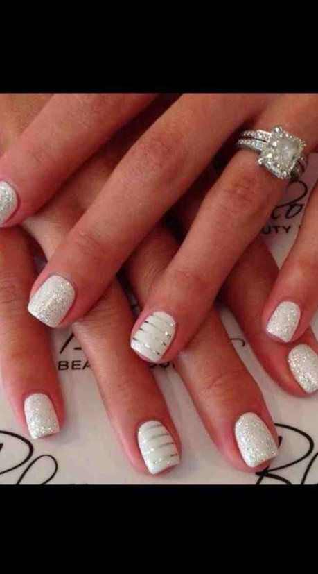 nail designs for short nails - Nail Design Ideas For Short Nails
