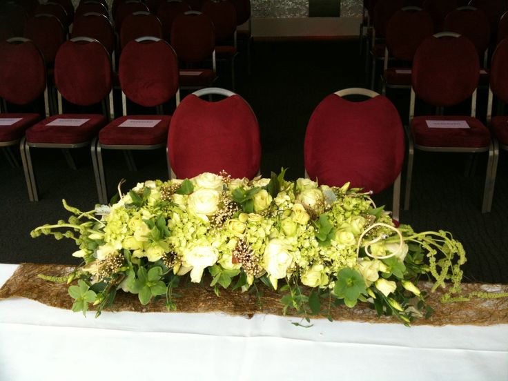 Claire & Richard's Spring wedding #rooftopgardens #kensington #london #tabledecoration #toptable